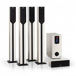 Auna Areal Elegance, 5.1-kanálový systém, 190 W, RMS, BT, USB, SD, AUX