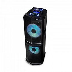 """Auna Clubmaster 8000, párty audiosystém, do 8000 W P.M.P.O, 2 x 10"""" woofer"""