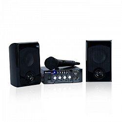 Auna Karaoke Star 1, karaoke sada, 2 x 50 W max., BT, USB/SD, linkový vstup