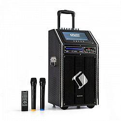 Auna Pro DisGO Box 100 DVD mobilný PA systém