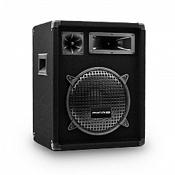 "Auna Pro PW-1022 MKII, pasívny PA reproduktor, 10"" subwoofer, 200 W RMS/400 W max."