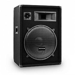 "Auna Pro PW-1522 MKII, pasívny PA reproduktor, 15"" subwoofer, 400 W RMS/800 W max."
