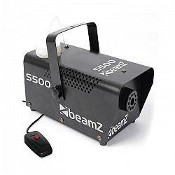 Beamz Kompaktní výrobník mlhy včetně náplně, 400W