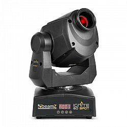 Beamz Professional IGNITE60 LED Spot Moving Head 60W-LED DMX alebo stand-alone