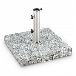 Blumfeldt Schirmherr 30SQ, stojan na slnečník, 30 kg, podstavec, leštený granit