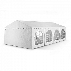 Blumfeldt Sommerfest, párty stan, 4 x 8 m, 500 g/m², PVC, nepremokavý, nehorľavý