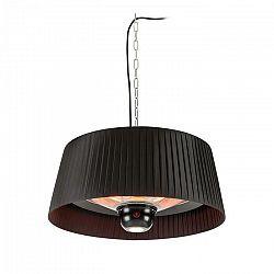 Blumfeldt Venice Heat, terasový ohrievač, 800/1000/1800 W, diaľkový ovládač, čierny