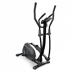 Capital Sports Epsylon Cycle AS, crossový trenažér, 12 kg zotrvačník, remeňový pohon, čierny