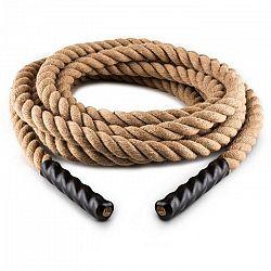 Capital Sports Power Rope, 15m/3,8cm, kyvadlové lano, konope