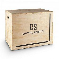 "Capital Sports Shineater, Plyo Box s tromi výškami 20"" 24"" 30"""