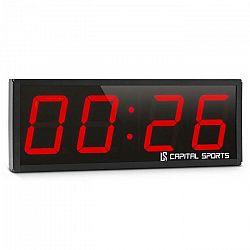 Capital Sports Timer 4, športové digitálne hodiny so stopkami a 4 číslicami