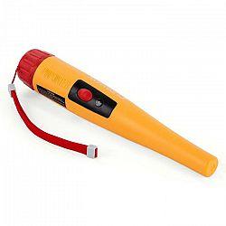 DURAMAXX Powerpoint digitálny pinpointerdetektor kovov LED vodotesný žltá farba