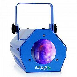 Ibiza LCM003LED, moonflower, RGBW, ovládanie hudbou