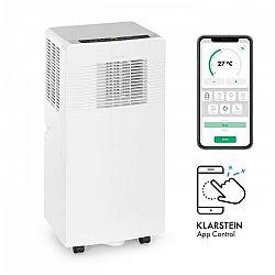 Klarstein Iceblock Ecosmart 9, klimatizácia, 3 v 1, 9000 BTU, ovládanie cez aplikáciu, biela