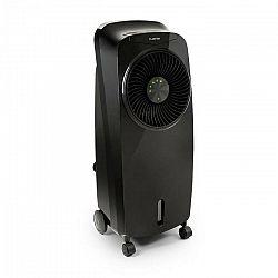 Klarstein Rotator, ochladzovač vzduchu, 110 W, 8-hod. časovač, diaľkový ovládač, čierny