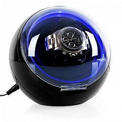Klarstein St. Gallen Deux, naťahovač na hodinky, 4 režimy, LED, čierny