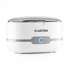 Klarstein Superpure ultrazvukový čistič, čistič okuliarov, čistič nečistôt, biela farba