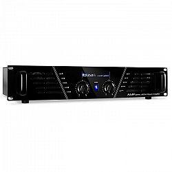 Koncový zosilňovač Ibiza AMP 300, DJ , 480 W, MOSFET