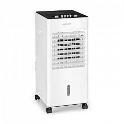 OneConcept Freshboxx, chladič vzduchu, 3 v 1, 65 W, 360 m³/h, 3 sily prúdenia vzduchu, biely