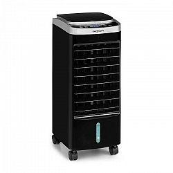 OneConcept Freshboxx Pro, ochladzovač vzduchu, 3-v-1, 65W, 966m³/h, 3 stupne prúdenia vzduchu, čierny
