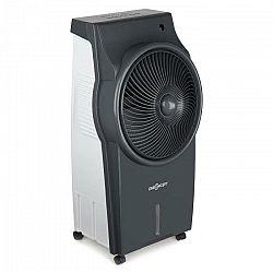 OneConcept Kingcool, ochladzovač vzduchu, klimatický prístroj, ventilátor, ionizátor, šedý