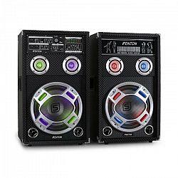 Skytec KA-10, 800W, sada aktívnych PA karaoke reproduktorov