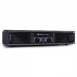 Skytec SKY-480, DJ PA zosilňovač, 2x480 W, čierny