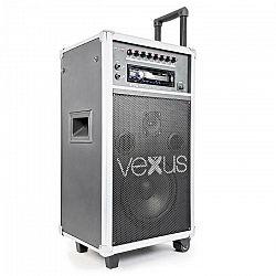 """Vexus ST110, mobilný PA systém, 20 cm (8""""), CD, SD, USB, MP3"""